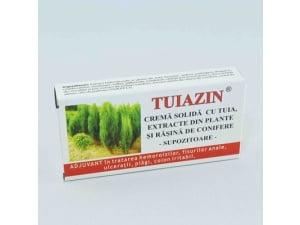 Tuiazin Supozitoare Elzin Plant 10 X 1.5g
