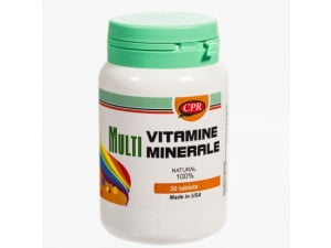 Multivitamine si Multiminerale Cosmopharm 30tb