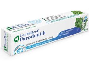 Parodontik Pasta de Dinti Vivanatura 80ml