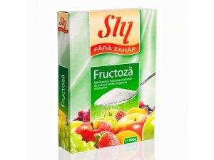 Fructoza Sly Nutritia 400g