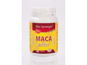 Macca Activ 400mg Bio-Synergie 40cps