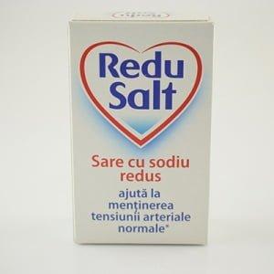 Redusalt (Sare Dietetica Cu Sodiu Redus) Sly Nutritia 350g
