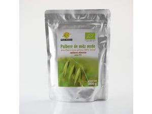 Pulbere De Ovaz Verde Phyto Biocare 200g