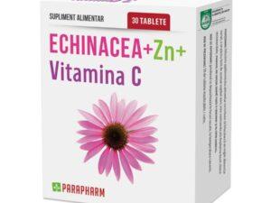 Echinaceea+ Zn+Vit.C Quantum Pharm 30tb