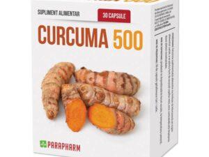 Curcuma 500 Quantum Pharma 30cps