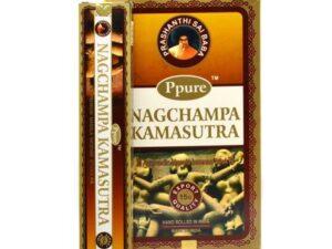 Bețișoare Parfumate NagChampa KAMASUTRA