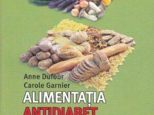 Alimentatia Antidiabet (Ed. Nicol)