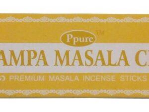 Betisoare Parfumate De Templu NagChampa Masala Chanda