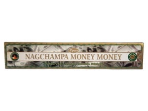 Bețișoare parfumate Nagchampa MONEY MONEY