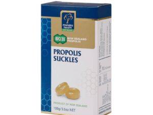 Bomboane cu Propolis BIO30 și Mentă