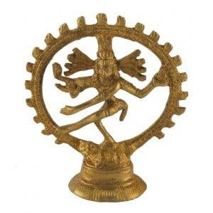 Statueta Shiva Mica (9,5cm)