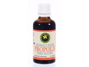 Extract Propolis Fara Alcool Hypericum 50ml