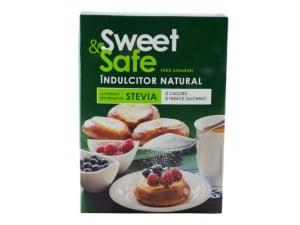 Sweet Safe - Indulcitor Natural Cu Extract De Stevia Sly Nutritia 350g