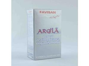 Argila Praf Favisan 100g