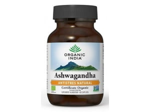 Ashwagandha | Antistres Natural Organic India 60cps