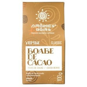 Boabe de Cacao Aromes Noirs Classic 100g