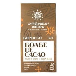 Boabe de Cacao Aromes Noirs Dark 100g