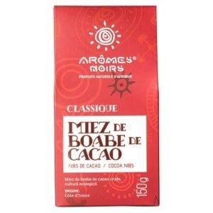 Miez de Boabe de Cacao Aromes Noirs Classic 100g