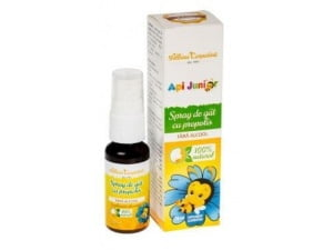 Spray de Gat cu Propolis Api Junior, Albina Carpatina 20ml