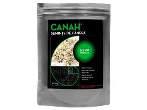 Seminte Decorticate de Canepa Canah 1000g