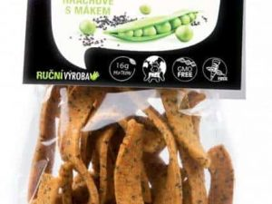 Chipsuri din Mazare cu Mac Yes Chips 80g