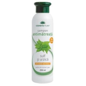 Sampon Antimatreata cu Sulf si Urzica Cosmetic Plant 250ml
