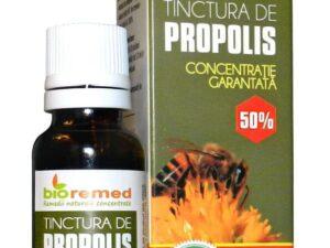 Tinctura de Propolis 50% Bioremed 20ml
