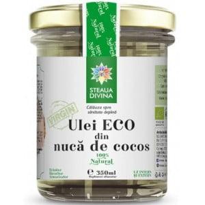 Ulei de Cocos Eco Steaua Divina 350ml