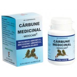 Carbune Medicinal Pontica 40cps