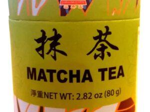 Pudra de ceai verde MatchaProveniență: China