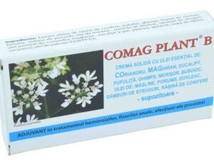 Comag Plant B Supozitoare Elzin Plant 10 X 1,5g
