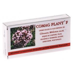 Comag Plant F Supozitoare  Elzin Plant 10 X 1,5g