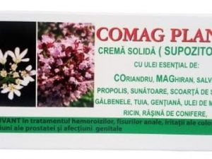 Comag Plant Supozitoare Elzin Plant 10 X 1,5g