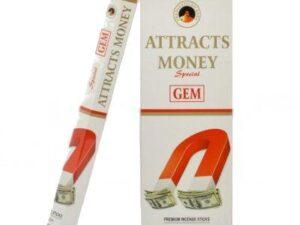 Bețișoare Parfumate Attracts Money