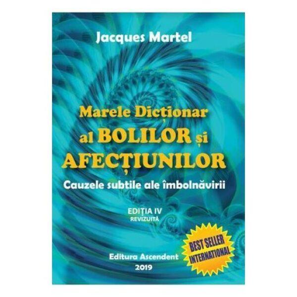 Marele dicționar al bolilor și afecțiunilor